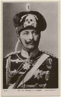 Wilhelm II, Emperor of Germany and King of Prussia, published by Rotary Photographic Co Ltd - NPG x74474