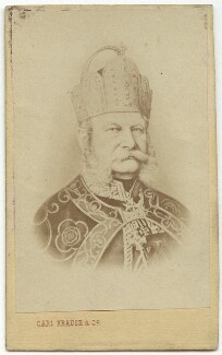 Wilhelm I, Emperor of Germany and King of Prussia, by Carl Krause & Co - NPG x74479