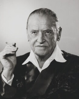 Somerset Maugham, by Dorothy Wilding - NPG x35409