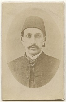 Abdul Hamid II, Sultan of the Ottoman Empire, by Unknown photographer - NPG x74510