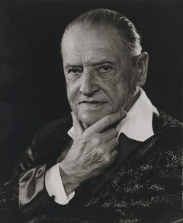 Somerset Maugham, by Dorothy Wilding - NPG x21268