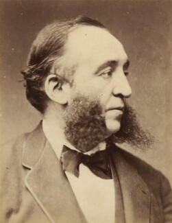Jules François Camille Ferry, by Unknown photographer - NPG x74540