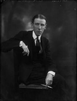 Sir Coleridge Arthur Fitzroy Kennard, 1st Bt, by Bassano Ltd - NPG x74732