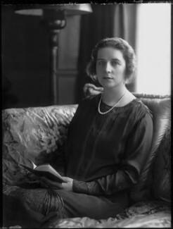 Ivy Muriel (née Dundas), Lady Chamberlain, by Bassano Ltd - NPG x74733