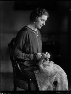Ivy Muriel (née Dundas), Lady Chamberlain, by Bassano Ltd - NPG x74734