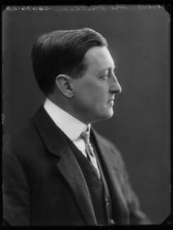 Trevor Ogilvie-Grant of Grant, 4th Baron Strathspey, by Bassano Ltd - NPG x75269