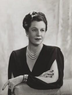Cornelia Otis Skinner, by Dorothy Wilding - NPG x22603