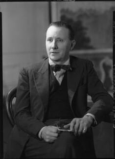 Sir Lennox Randal Francis Berkeley, by Howard Coster, 1955 - NPG x75692 - © National Portrait Gallery, London