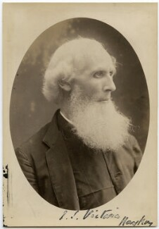 John Shaw Burdon, by Unknown photographer - NPG x75702