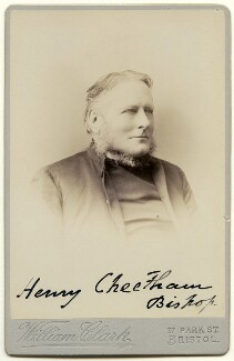 Henry Cheetham, by William Clark - NPG x75796