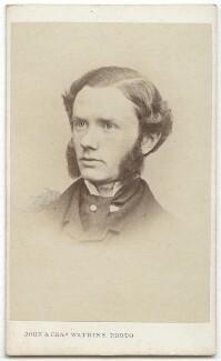 Charles Henry Rolle Hepburn-Stuart-Forbes-Trefusis, 20th Baron Clinton, by John & Charles Watkins - NPG x75886
