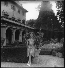 Violet Trefusis (née Keppel), by Francis Goodman - NPG x75950
