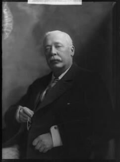 Evelyn Baring, 1st Earl of Cromer, by H. Walter Barnett - NPG x76132