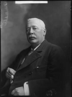 Evelyn Baring, 1st Earl of Cromer, by H. Walter Barnett - NPG x76133