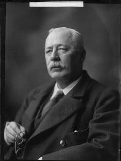 Evelyn Baring, 1st Earl of Cromer, by H. Walter Barnett - NPG x76134