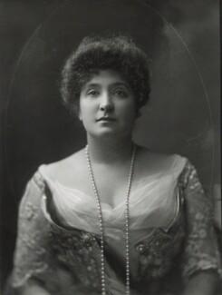 Nellie Melba, by H. Walter Barnett - NPG x76278