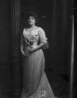 Nellie Melba, by H. Walter Barnett - NPG x76279