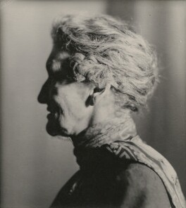 Margot Asquith, by Lucia Moholy - NPG x76368