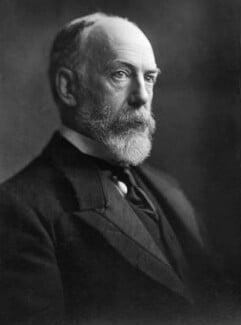 Sir Charles Wentworth Dilke, 2nd Bt, by Henry Walter ('H. Walter') Barnett, 1902 - NPG x45274 - © National Portrait Gallery, London