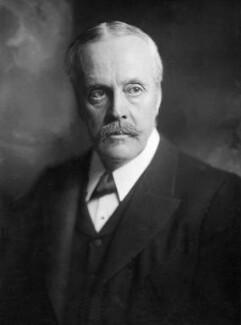 Arthur James Balfour, 1st Earl of Balfour, by H. Walter Barnett - NPG x45401