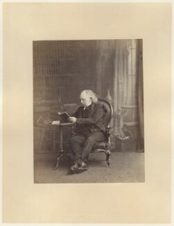 Miles Joseph Berkeley, by Ernest Edwards, published by  Lovell Reeve & Co - NPG x764