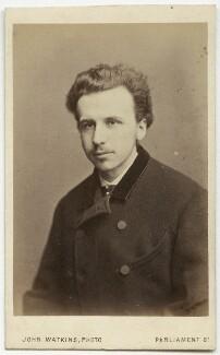 John Russell, Viscount Amberley, by John Watkins, 1871-1874 - NPG x76401 - © National Portrait Gallery, London