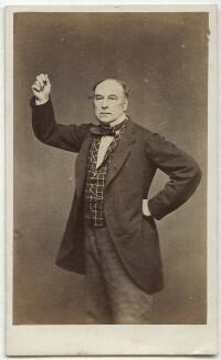 Ralph Bernal Osborne, by William Woodward & Co - NPG x76403