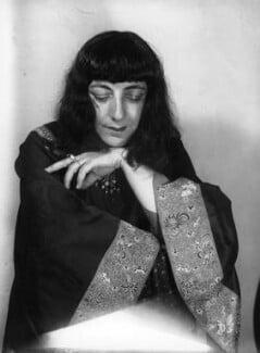 Ida Kar, by Ida Kar, 1955 - NPG x88605 - © National Portrait Gallery, London