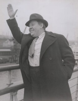 Charles Laughton, by Unknown photographer - NPG x76565