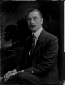 Alexander Albert Mountbatten, 1st Marquess of Carisbrooke, by H. Walter Barnett - NPG x76596