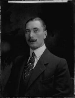 Alexander Albert Mountbatten, 1st Marquess of Carisbrooke, by H. Walter Barnett - NPG x76597