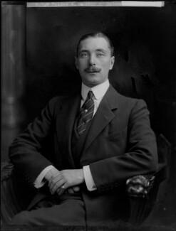 Alexander Albert Mountbatten, 1st Marquess of Carisbrooke, by H. Walter Barnett - NPG x76598