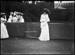 Billie Burke, by Mrs Albert Broom (Christina Livingston) - NPG x766