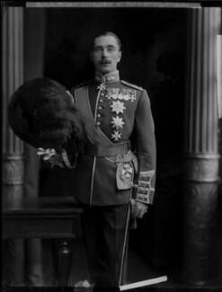Alexander Albert Mountbatten, 1st Marquess of Carisbrooke, by H. Walter Barnett - NPG x76602