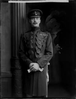 Alexander Albert Mountbatten, 1st Marquess of Carisbrooke, by H. Walter Barnett - NPG x76604