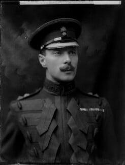 Alexander Albert Mountbatten, 1st Marquess of Carisbrooke, by H. Walter Barnett - NPG x76605
