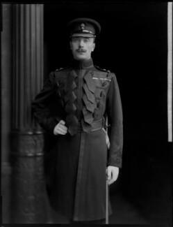 Alexander Albert Mountbatten, 1st Marquess of Carisbrooke, by H. Walter Barnett - NPG x76606