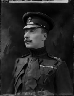 Alexander Albert Mountbatten, 1st Marquess of Carisbrooke, by H. Walter Barnett - NPG x76607