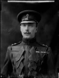 Alexander Albert Mountbatten, 1st Marquess of Carisbrooke, by H. Walter Barnett - NPG x76608