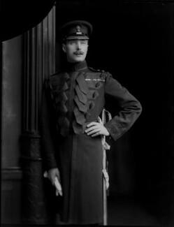 Alexander Albert Mountbatten, 1st Marquess of Carisbrooke, by H. Walter Barnett - NPG x76609
