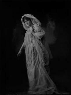Lady Ethel Maud Warrender (née Ashley-Cooper), by H. Walter Barnett - NPG x76611