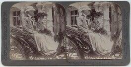 Mary Victoria (née Leiter), Lady Curzon of Kedleston, published by Underwood & Underwood - NPG x76638