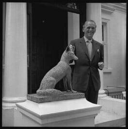 Douglas Fairbanks Jr, by Francis Goodman, early 1960s - NPG x76800 - © National Portrait Gallery, London