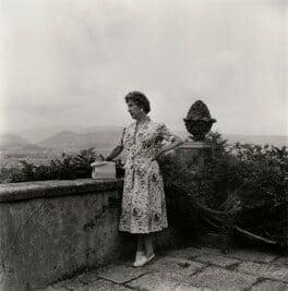 Violet Trefusis (née Keppel), by Francis Goodman - NPG x76875