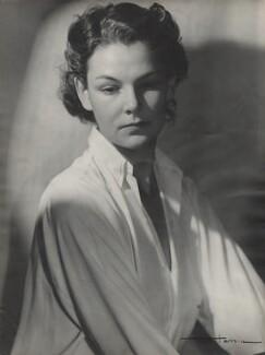 Elizabeth David, by Madame Hassia - NPG x7708