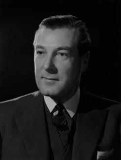 David McAdam Eccles, 1st Viscount Eccles, by Bassano Ltd - NPG x77267