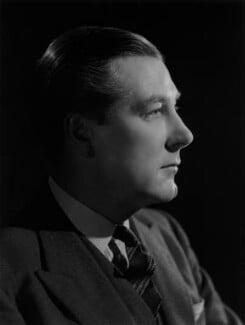 David McAdam Eccles, 1st Viscount Eccles, by Bassano Ltd, 20 February 1947 - NPG x77271 - © National Portrait Gallery, London