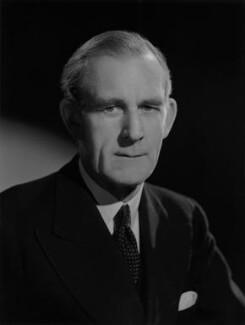 Thomas Dunlop Galbraith, 1st Baron Strathclyde, by Bassano Ltd - NPG x77277