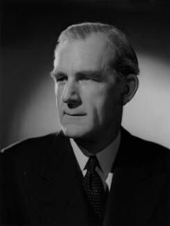 Thomas Dunlop Galbraith, 1st Baron Strathclyde, by Bassano Ltd - NPG x77279