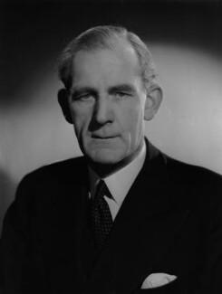 Thomas Dunlop Galbraith, 1st Baron Strathclyde, by Bassano Ltd - NPG x77281